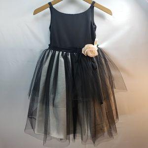 ✨SALE✨ Us Angels Flower Girl Ballerina SO Dress